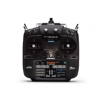 Futaba T16SZ 16 Channel 2.4GHz Radio Transmitter & R7008SB Receiver (Mode 2)