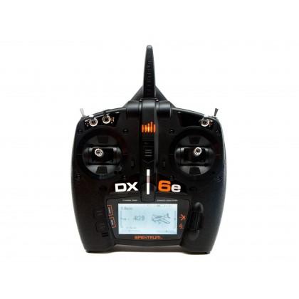 Spektrum DX6e 6 Channel Transmitter Only SPMR6655EU