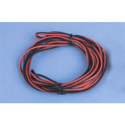Ripmax Cable 2-Wire 3mtrs	P-XFT505-0003 Perfect For Lights and any Item needing just 2 Cables.