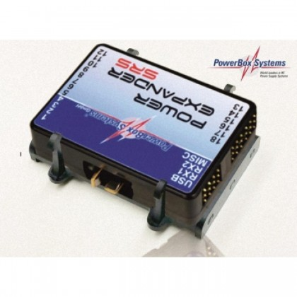 PowerBox Systems PowerExpander SRS Click Holder from STV-Tech 021-06