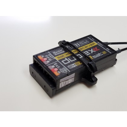 Jeti Model RSat 2 Click Holder from STV-Tech 013-11