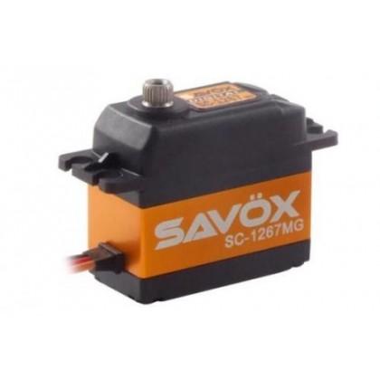 Savox 'High Voltage' STD Size Digital Servo 21kg@7.4V (LiPo) SAV-SC1267SG