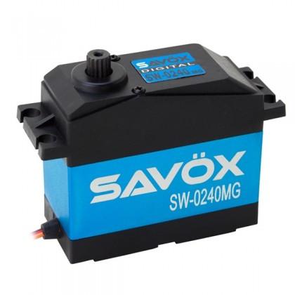 Savox Waterproof Jumbo HV Digital Servo 35kg/0.15s@7.4V