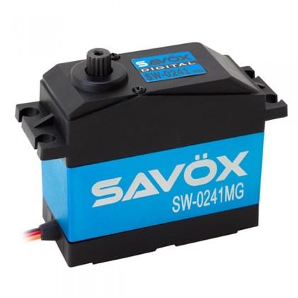 Savox Waterproof Jumbo HV Digital Servo 40kg/0.17s@7.4V