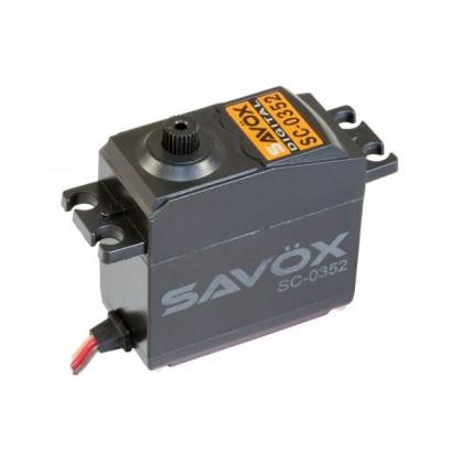 Savox Std Size Digital Servo 6.5Kg@6V SC-0352