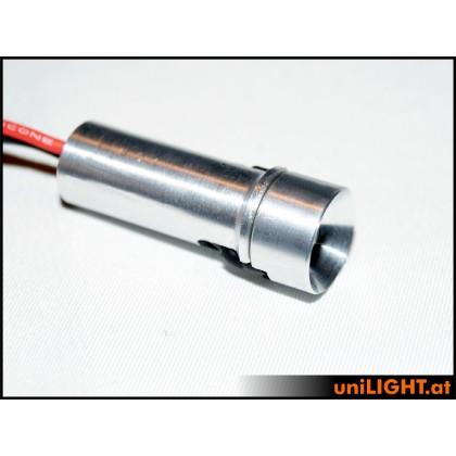 UniLight 4W Aluminium Spotlight 12mm White