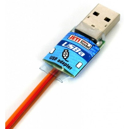 Jeti USB Adapter for Jeti Duplex Items J-USBA