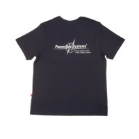 Powerbox T-Shirt - Navy Blue Small