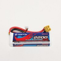 Haiyin - 2S 2200mAh 7.4v 20-30C High Discharge LiPo Battery