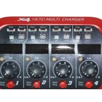 Hitec X4 Micro AC/DC 1-Cell LiPo Charger 44212