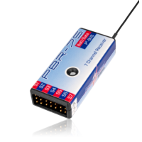 PowerBox PBR-7S 7 Channel 2.4GHz Receiver for the Core Radio System 8220