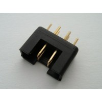 MPX Connector Black