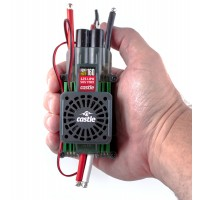 Phoenix Edge HVF 160 Amp ESC 12S / 50.4V No BEC with Cooling Fan from Castle Creations P-CC12700