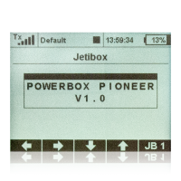PowerBox Pioneer SRS With iGyro 4100