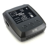 SkyRC B6 Nano Charger SK-100134 The stronger aspiration to develop a better charger for hobbyists is the creation source of B6 nano. In the premise of artistic product design, internal Bluetooth module confers B6 nano on its ability to be controlled by AP