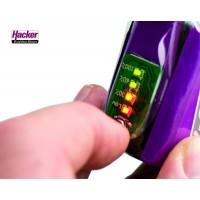 Hacker TopFuel Power-X 3S 2400mAh 35C MTAG LiPo Battery 92400361