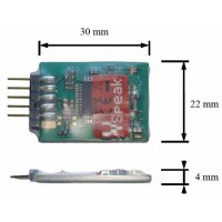 Xicoy V10 ECU Converter for Turbine Telemetry from VSpeak