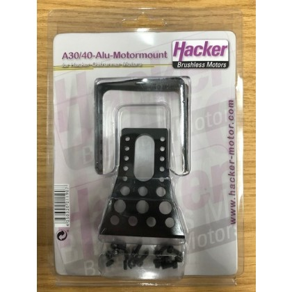 Hacker A40/50 Aluminium Motor Mount 15726618