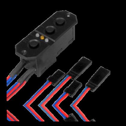 PowerBox Sensor Switch 7.4v JR/JR 6311 Replaced by the V3 6330
