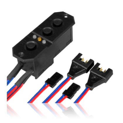 PowerBox Sensor Switch 7.4v MPX/JR 6321 Replaced by the V3 6332