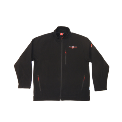 PowerBox Softshell Jacket - Small Now With Nexus Models Embroidered Logos