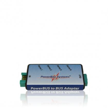 PowerBox PowerBus to Bus Adapter 9210