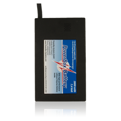 PowerBox Battery 2800 7.4v LiPo With MPX 2820