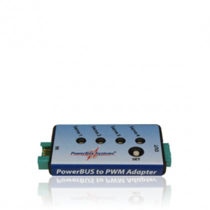 PowerBox PowerBus to PWM Adapter 9200