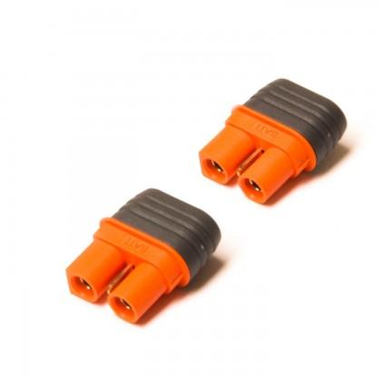 Spektrum IC3 Battery Connector (2) SPMXCA302