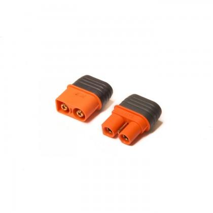 Spektrum IC3 Device & Battery Connector (1 of each) SPMXCA301