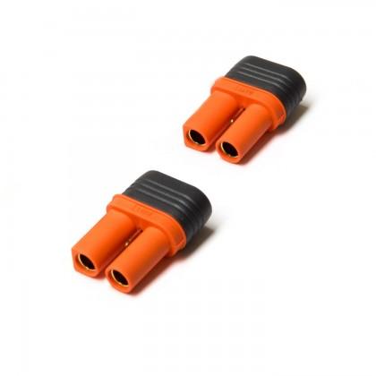 Spektrum IC5 Battery Connector 2 x Female SPMXCA501