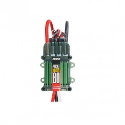 Castle Phoenix Edge HV 80 Brushless ESC 010-0105-00