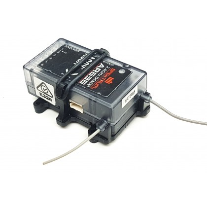 Spektrum AR636 AS3X Receiver Click Holder from STV-Tech 013-55
