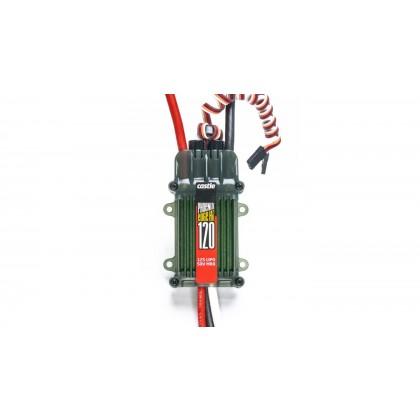 Castle Phoenix Edge HV 120 Brushless ESC 010-0104-00