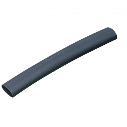 6mm Heat Shrink - Black 3 - 1 Ratio