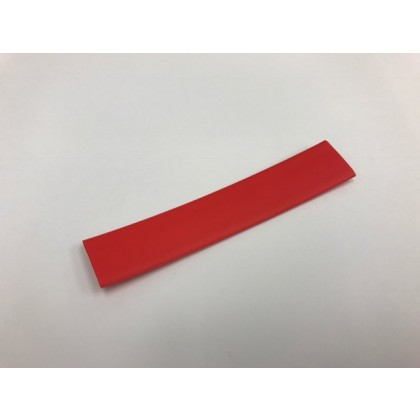 18mm Heat Shrink - Red 3 - 1 Ratio