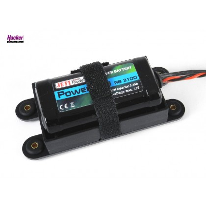 Jeti Power Ion RB 3100 Lithium-Ion Battery