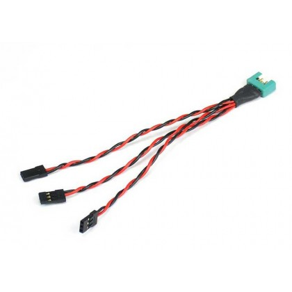 Electriflyer MPX to 3 JR Cable