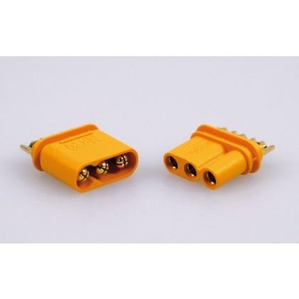 Emcotec MR30 connector, plug & socket A85023
