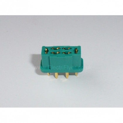 MPX Connector Green - Female