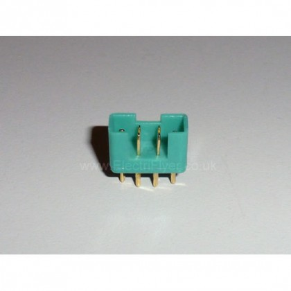 MPX Connector Green - Male