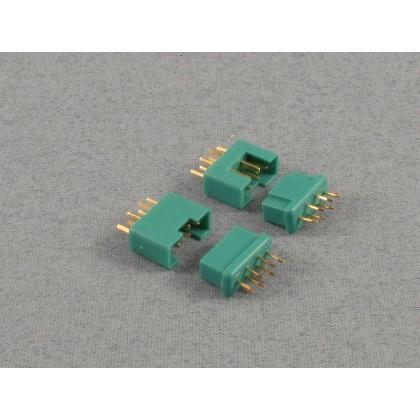 Logic RC Multiplex Connector Set (2 Pairs) O-FS-MPX/02