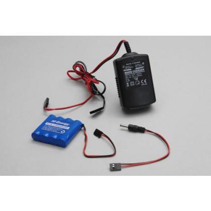 Ripmax TX/RX Charger/TX 1200mAh Battery (4YFG/T6J)