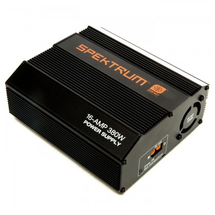 Spektrum 16A 380W Power Supply SPMXC10202I