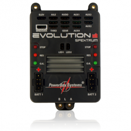 PowerBox Evolution Spektrum 4235 No longer available but will be replaced during 2019