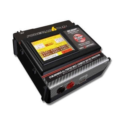 Revolectrix CellPro PowerLab 6 Touch Multi-Chemistry 1000W Battery Workstation LC06S40AT-MC