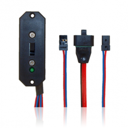 PowerSwitch MPX/JR 6210 from PowerBox Systems