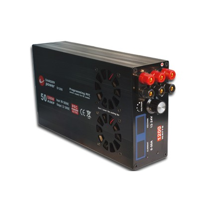 Chargery S1200 1200W Power Supply 12-24v 50A