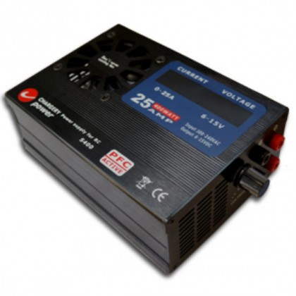Chargery S400 Power Supply 6-15 volt 25 amp