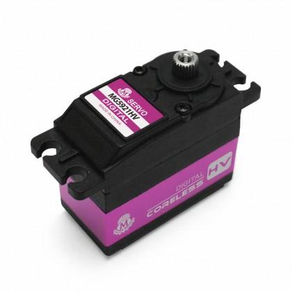MacGregor MG5921HV High Voltage Servo 20.3kg/0.12s
